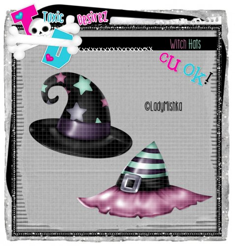Witch Hats 4