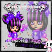 Lollipop Doll Set 1
