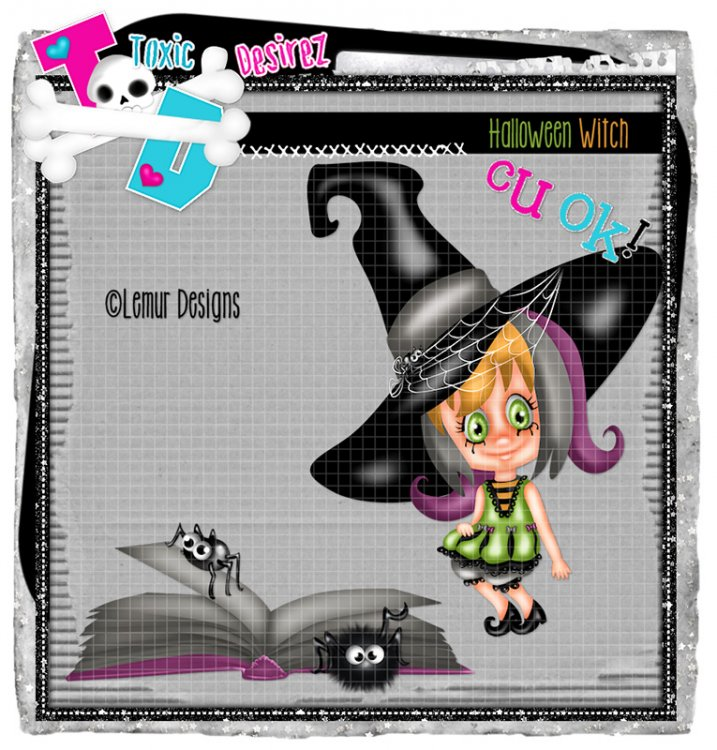 Halloween Witch 2 - Click Image to Close