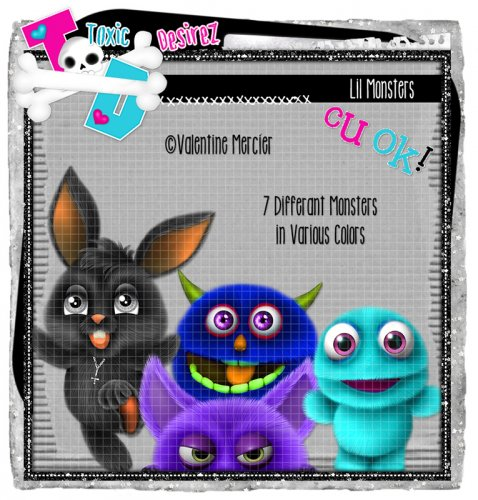 Lil Monsters 3