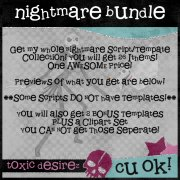 CU Nightmare Bundle