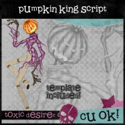 CU Pumpkin King Script EXCLUSIVE