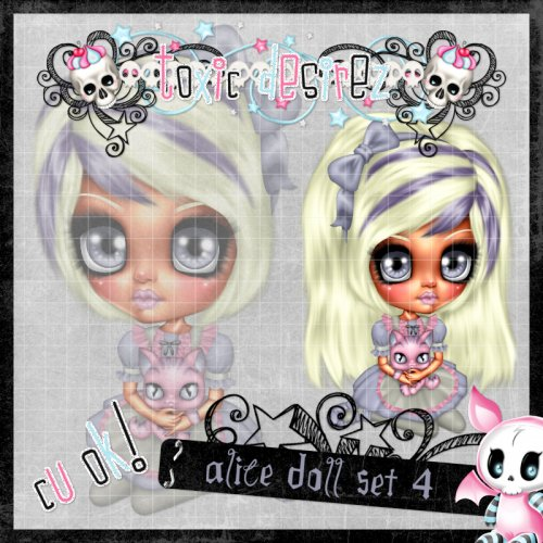 Alice Doll Set 4