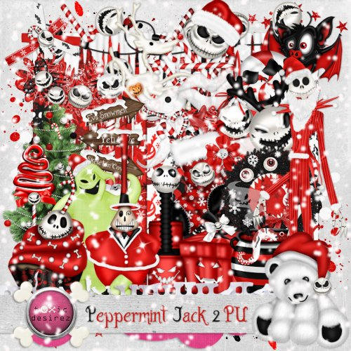 Peppermint Jack 2 EXCLUSIVE