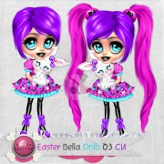 Easter Bella Dolls 03