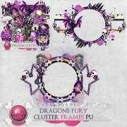 Dragons Fury Cluster Frames