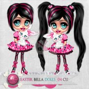 Easter Bella Dolls 04