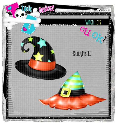 Witch Hats 3