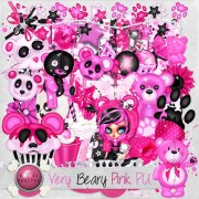 Very Beary Pink